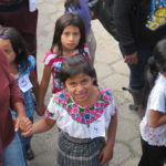Påskafeiring i Guatemala